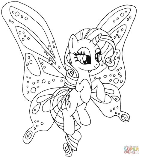 free coloring pages of girl in pony trap get this my little pony coloring pages to print for girls