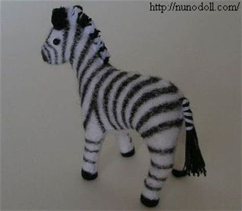 felt zebra pattern 1000 images about circus animal wool or felt on pinterest