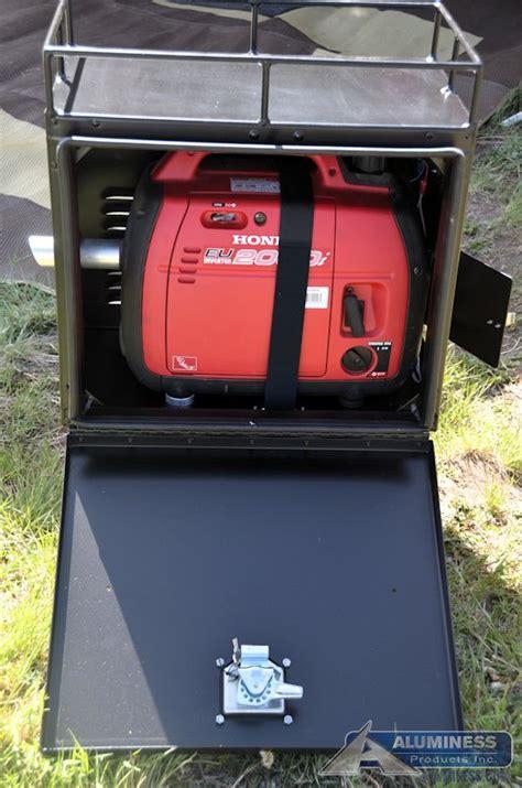 honda eu2000i accessories aluminess galley box for the honda eu2000i generator at