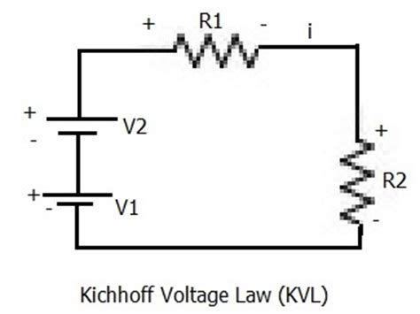 inductance kcl kvl for inductor 28 images proof of kvl consider the circuit shown below eac chegg lesson
