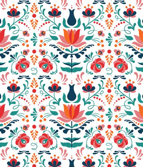 pattern illustrator tutorial folk art vector pattern tutorial http design tutsplus