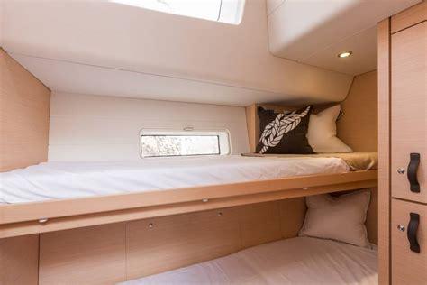sofa beds for boats argentous yacht luxury sailing holidays
