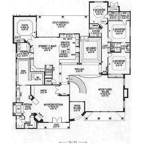fresh contemporary house plans 2000 square 6663