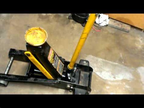 Sears Floor Repair by Floor Repair Sears Craftsman 50240 By Froggy How To