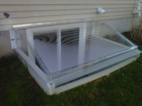 polycarbonate window well covers benefits of polycarbonate window well covers