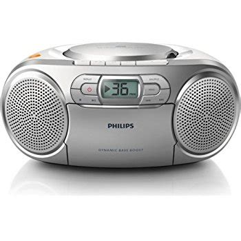 cd and cassette player philips az127 portable cd player with radio cassette