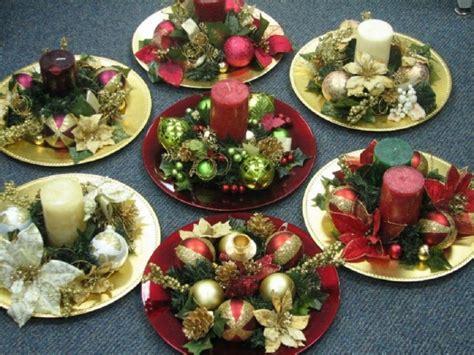 centri tavolo natalizi come fare centrotavola natalizio idee originali