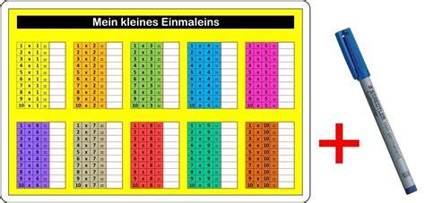 einmaleins tabelle arbeitsblatt vorschule 1x1 tabelle zum ausdrucken 1x1
