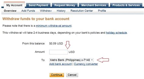 Transfer Gift Card To Paypal Account - how to send money from paypal to your bank account