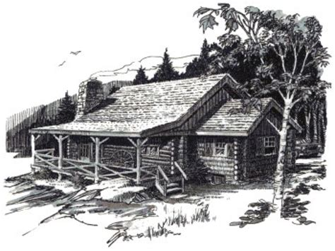 cabin drawings log cabin drawings cabin in the woods drawing cabin