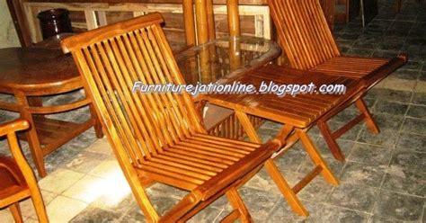 Kursi Teras Kepiting Kayu Jati kursi teras murah kayu jati furniture jati