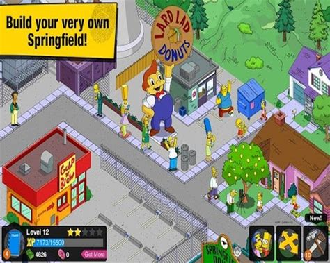 the simpsons tapped out apk the simpsons tapped out v4 7 3 apk mod free downlod