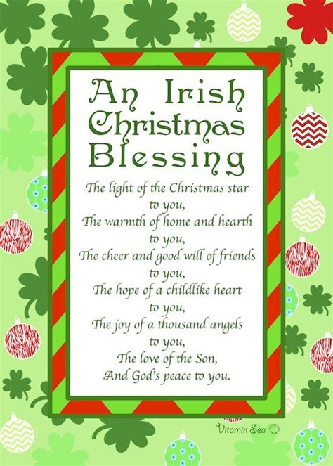 images of christmas blessings an irish christmas prayer www vitaminseadesign com merry
