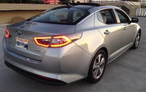Kia Awd Optima Road Test 2014 Kia Optima Hybrid Clean Fleet Report