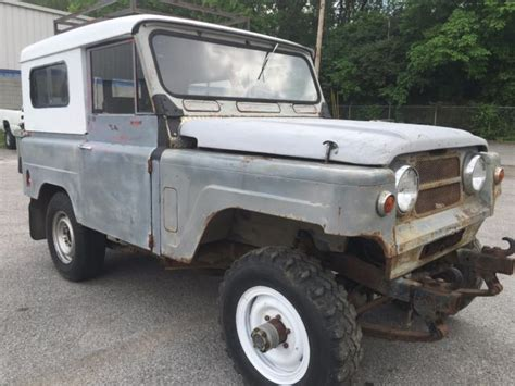 1967 nissan patrol parts 1967 nissan patrol l60 4x4 solid rare and original
