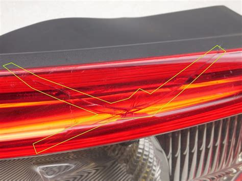 2014 ford focus tail light oem 2012 2014 ford focus sedan right outer tail l tail