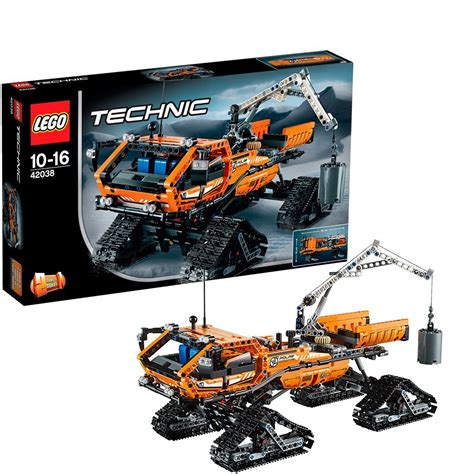 Tehnik Sipil 1 Gebraucht Lego Technic 42038 Arktis Kettenfahrzeug Ebay