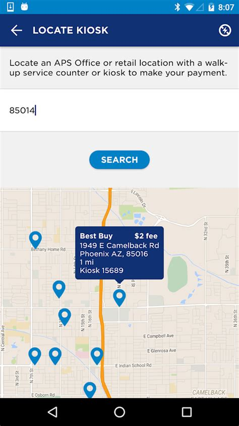 google hands free payment app ready for public testing on android arizona public service android apps on google play