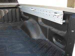 Ford Truck Bed Cargo Management System Adding A Tie Point To The Bed Ford F150 Forum