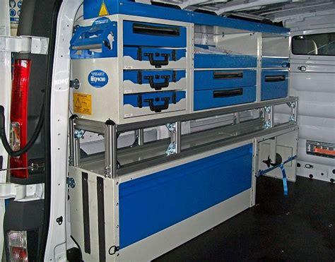 allestimento interno furgoni allestimento per furgoni da syncro a torino