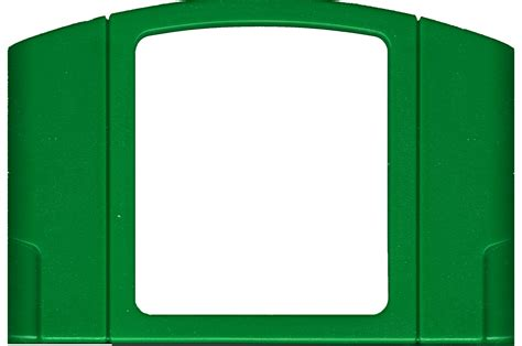 Nintendo 64 Colored Cartridge Templates Gameboy Label Template