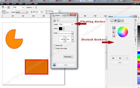 docker best tutorial graphic tutorials coreldraw basics dockers