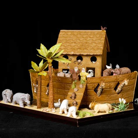 noah s edible ark 15 amazing award winning gingerbread