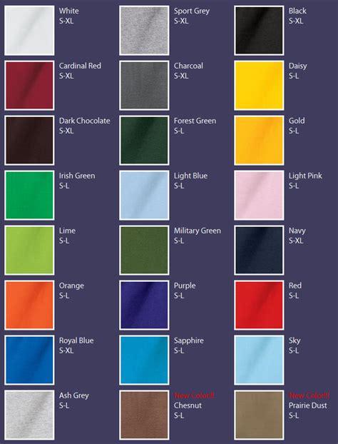 Kaos Gildan Softstyle Colour 63000 Warna Original S M L Cl katalog grosir kaos polos gildan original 089 88 666670
