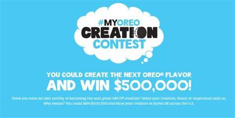 Oreo Sweepstakes 2017 - my oreo creation contest 2017 2018 usascholarships com