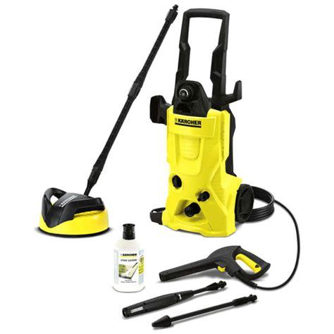 Karcher Patio Washer by Karcher K4 Home Pressure Washer With T250 Patio Cleaner