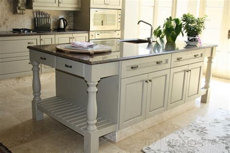 kitchen islands with legs turned legs kitchen island large w ideas