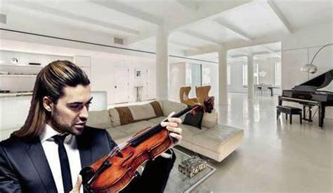 violinist david garrett lists 4m new york - David Garrett Wohnung New York