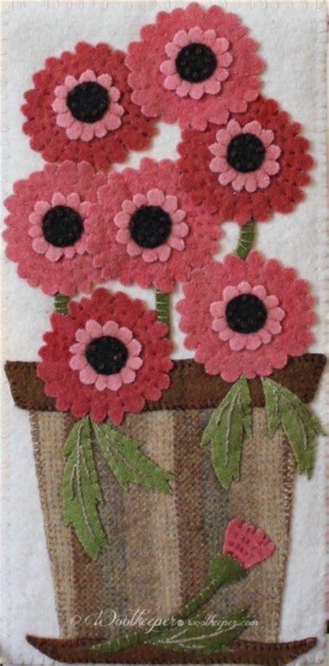 felt applique patterns best 25 pattern ideas on flower