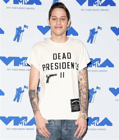 pete davidson tattoo archives news post daily