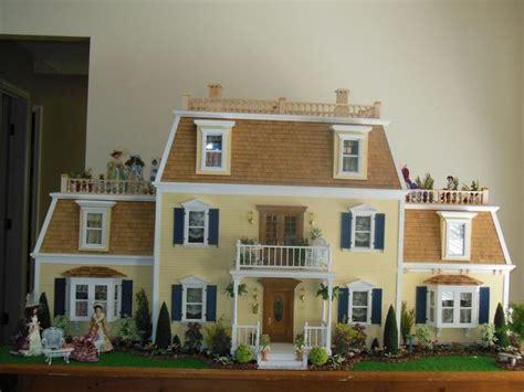dollhouse exterior hofco federal dollhouse front exterior