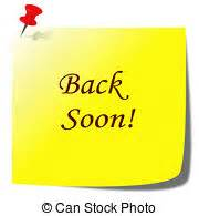 Come Back Soon Clipart
