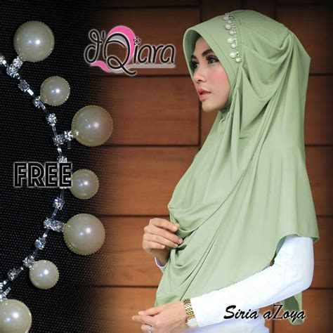 Aksesoris Kuku Mutiara Ab jilbab siria azoya by dqiara free aksesoris kalung untuk kepala jilbabbranded biz jual jilbab