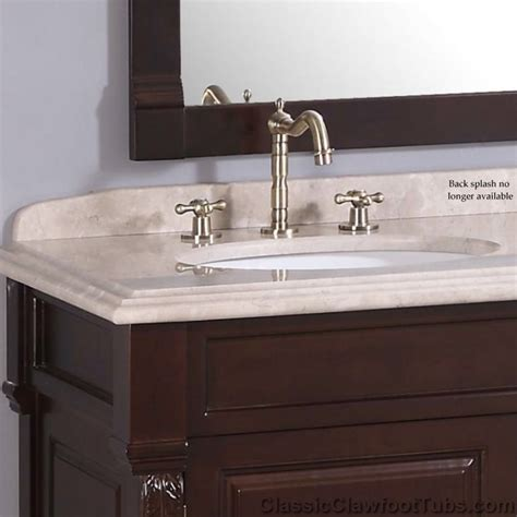 Sink And Vanity Combo by 60 Quot Traditional Sink Vanity Combo Classic