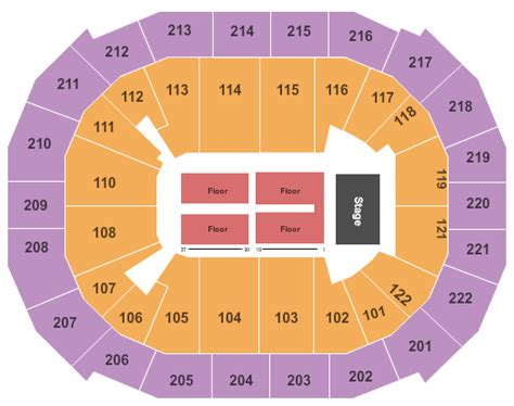 disney on 2017 chaifetz arena seating chart end stage