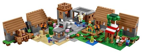 lego minecraft set 21128 the