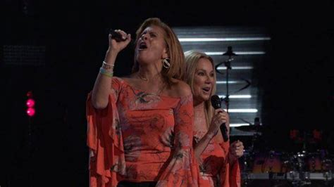 kathie lee gifford duet kathie lee and hoda rock quot the voice quot