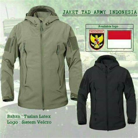 Jaket Multifungsi terlaris jaket tad bravo tactical waterproof outdoor