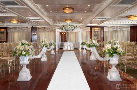 60 best images about indoor ceremonies on gardens gardens and wedding venues indoor classic wedding ceremony at westbury manor in westbury ny weddingceremony wedding