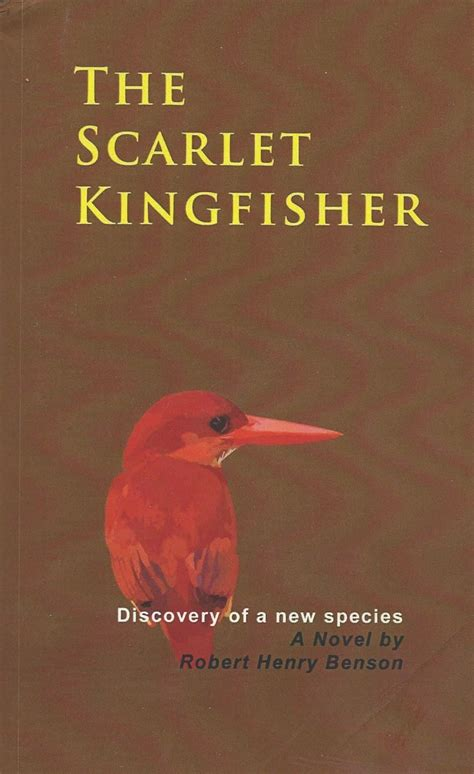 the scarlet book review coastal birding a book review the scarlet kingfisher