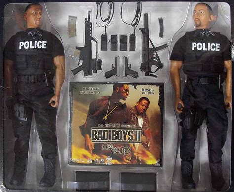 bad boys ii boxed figure pair