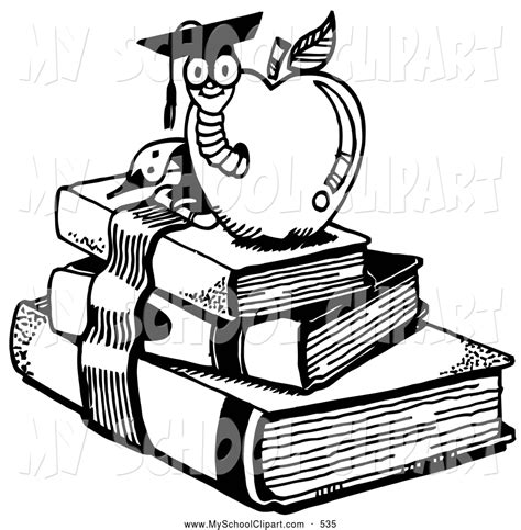 coloring page of book worm book worm coloring pages coloring page of a graduate