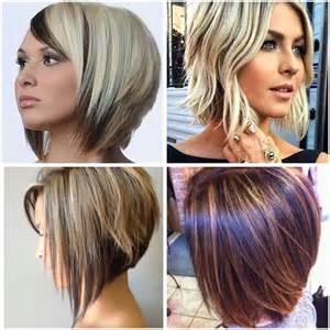 how many types of haircuts are there 23 reverse bob haircut ideas designs hairstyles