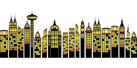 gambar vektor gratis gedung gedung bertingkat cityscape gambar gratis di pixabay 154446