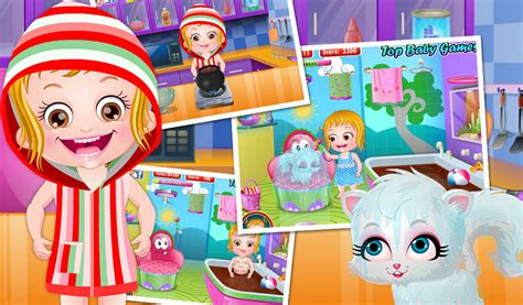 Baby Hazel In Bathroom by Baby Hazel Spa Bath Android Apps On Play