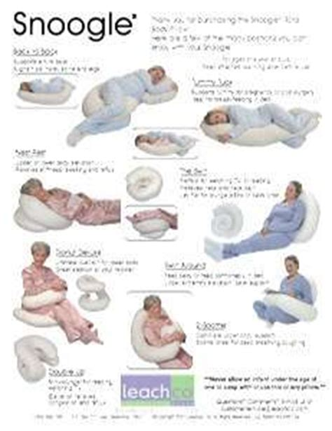 How To Use A Snoogle Pregnancy Pillow by 1000 Images About Embarazo On Pregnancy